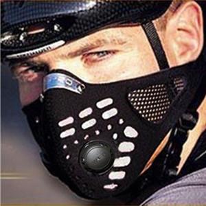أقنعة WOLFBIKE ركوب الدراجات تلوث البحر الكاريبي قراصنة دراجات الريح الدافئة أقنعة الوجه حماية الغبار حماية الأسود للدراجات النارية قناع