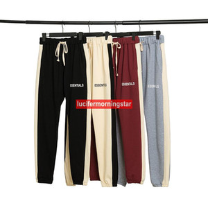 AG-006-2 Fear Of God Pants Essentials California Season 6 20ss Street Fog Pant Kids Youth Men Women Justin Bieber Kendrick Lamar FV3072