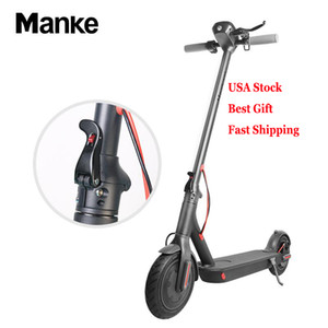 US Stock 2020 New Arrival 250W Fast Charge Removable Battery Electric Scooter With Sharing APP For Adults and Kids 8.5inch Tire MK083