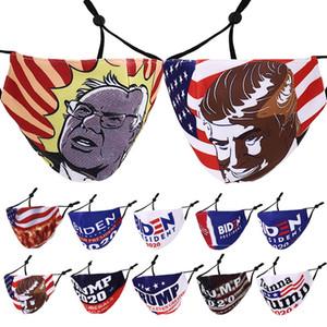masques atout masque de mode Biden masque élection présidentielle masque facial Fashion 2020 Imprimer masques poussière Smog
