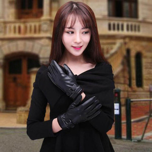 New Arrival 1Pair Womens Winter Warm Gloves High Quality Beautiful Mittens Popular Casual Style Comfortable Guantes Glove