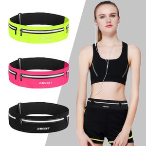 New mobile phone pockets men and women outdoor fitness sports running pockets 4.7-7 inches universal three pocket pockets