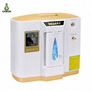 Ossigeno CE della FDA di fabbrica Generator Prezzo 1-6L regolabile ossigeno Home Medicale Regolatore Concentrator con atomizzazione telecomando QEl5 #