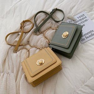 Fashion Chain New Shoulder Women's Bag Purses Messenger Bag Style Handbag And Women Handbags 2020 Handbags Jcmkg