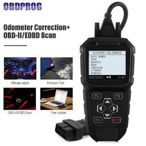 OBDPROG MT401 Odometer Adjustment Mileage Correction Tool OBD2 Scanner Mileage Adjustment Diagnostic Tool OBD Odometer Reset