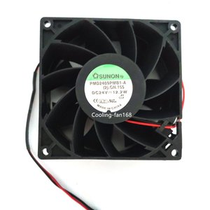For SUNON PMD2409PMB1-A DC 24V 0.51A 12.2W 92x92x38mm Schneider ATV71 drive fan