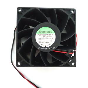 For SUNON PMD2409PMB1-A DC 24V 0.51A 12.2W 92x92x38mm Schneider ATV71 drive fan