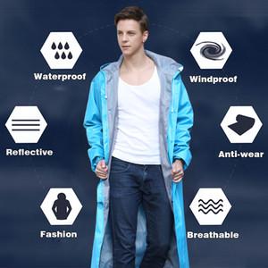 Impermeable Raincoat Women Men Waterproof Trench Coat Poncho Single-layer Rain Coat Women Rainwear Rain Gear Poncho