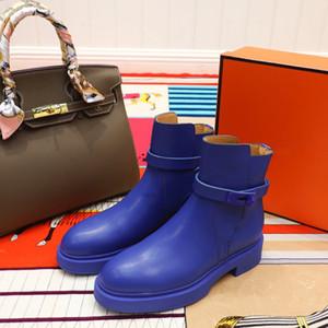 Hermes 2020 sıcak satış yeni klasik tasarım spor ayakkabısı H yüksek top rahat rahat düz ayakkabılar moda bayan yüksek üst sığır derisi ayakkabı şövalye botları