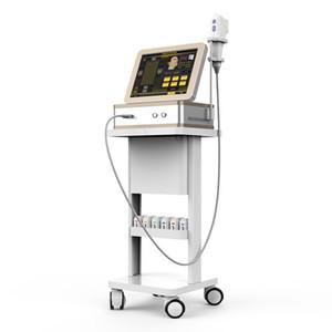 Le plus récent 2 en 1 HIFU V-max 11 lignes 8 Cartouches Lifting Raffermissement Beauty Machine