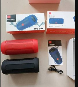 Beliebte CHARGE2 + Bluetooth Subwoofer drahtlose Bluetooth-Lade 2+ Tief Subwoofer Portable Stereo-Lautsprecher mit Kleinkasten