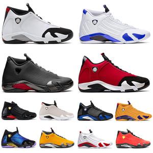 retro 14 aj 14s XIV 2020 Uçuş Erkek Basketbol Ayakkabı Sneakers Gym Kırmızı Doernbecher Kraliyet HAVA Çöl Kumu Retro Şeker Kamışı Man 2020 Yeni Geliş Eğitmenler