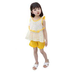 3Pcs Girl Clothes Cartoon 2020 Summer Newborn Infant Clothing Outfits Baby Set Deals