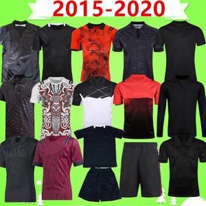 2015 2020 올 블랙 럭비 리그 저지 반바지 폴로 긴 소매 재킷 세븐 A면 특수 교육 정장 까마귀 월드컵 홈 원정 T 셔츠