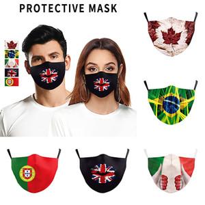 3D الطباعة الرقمية وعلم الأزياء وجه كندا البرازيل ايطاليا انكلترا قناع قابل للتعديل الغبار قناع وقائي مع أقنعة تصفية PM2.5