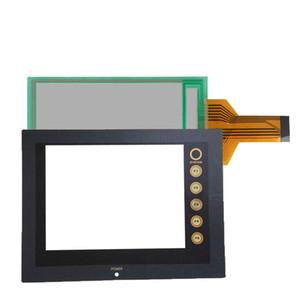 V606CD V606C10 V606EM10 V606EM20 NEUER HMI SPS Touchscreen Panel Touchscreen und Frontkennzeichnung
