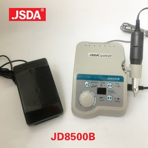 Завод Jsda Jd8500b Профессиональный электрический ногтей сверлильный станок Польский Инструмент для маникюра педикюра Насадки Цифровой дисплей 65w 35000rpm