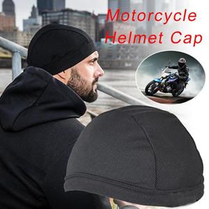 Motorcycle Helmet Inner Cap Coolmax Hat Quick Dry Breathable Hat Racing Cap Under Helmet Beanie For