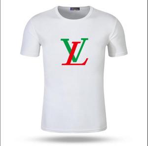 Mode Learning Zusammenfassung Formel T-Shirts für Männer lose passen Kurzarm-T-Shirt beiläufige Stück-T-Shirt kühlen