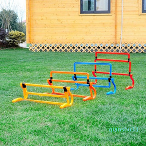Wholesale-Foldable Assembled Removable Football Soccer Training Equipment Barriers Frame Hurdle Footwork Hurdle Agility Training