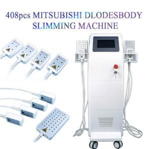 Hızlı 2020 Yüksek Teknoloji LipolaseR 100mW kolay diyot lipo lazer terapisi vücut zayıflama güzellik makine 650nm 940nm ücretsiz gönderim