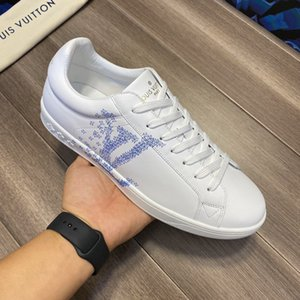 2020 T6 Mode Tendance Designer Chaussures Hommes Cuir Mesh respirant Chaussures confortables en plein air à lacets Chaussures Hiker Casual Hommes Chaussures