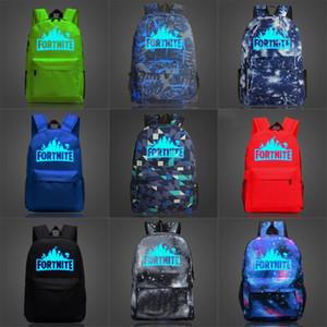 Gta Fortnite Fortezza notte luminosa Zaino Grand Theft Auto Five Daypack Rockstar 5 Gioco Schoolbag resistente zaino casuale sacchetto di scuola # 652