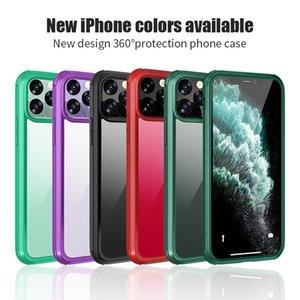전체 본문 360 보호 Shockproofsproof iPhone 13 Pro Max 12 11 XR 7 8 Plus