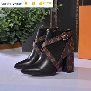 Женские кожаные сандалии высокой пятки короткие сапоги езда дождь загрузки BOOTS пинетки кеды платье обувь