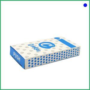 tanque Vape Carts nuevas cookies Compra Confirmar bobina de cerámica 0,8 1,0 ml vaciar atomizador Exotic aceite Carts Co2 cartuchos de vaporización de cerámica Pen Vape
