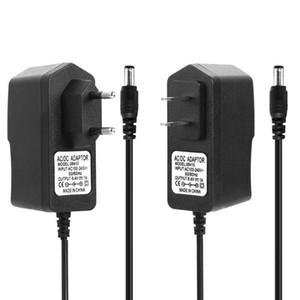 CGJXSDC 8.4V 1A 4 .2V 1A 18650 리튬 배터리 충전기 어댑터 DC5 .5 * 2.5mm 12.6V 1A 전원 충전 어댑터