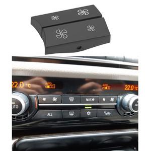 Interruptor de control del ventilador Cap Botón para el reemplazo de BMW F10 F11 Car Auto parte calentador Climático viento protectora cubierta Aire acondicionado