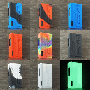 Argus GT Case Silicone Cases Silicon Skin Cover Leather Rubber Sleeve Protective Box Fit VooPoo Argus GT DHL Free