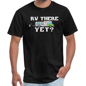 disegno stampato divertente RV Camper - RV There Yet - Camping donne della maglietta del rock Rick maglietta grandi dimensioni s ~ 6XL pop top tee