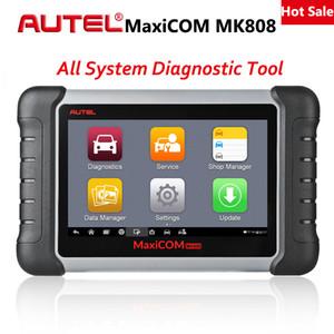 Autel MaxiCom MK808 Auto Diagnostic Tool Car Scanner Engine Analysis Tool All System OBD 2 Oil Reset EPB DPF TPMS Key Programmer