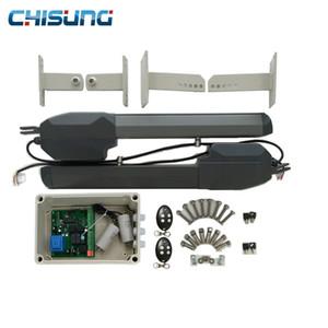 AC220V 110V elétrica atuador linear 500kgs Sistema Motor Motor automática Swing portão Opener
