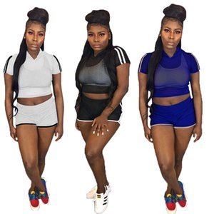 Women 2 piece set sweatsuit sexy club elegant summer clothing t-shirt shorts sportswear hooded leggings outfits crop top pullover 0116