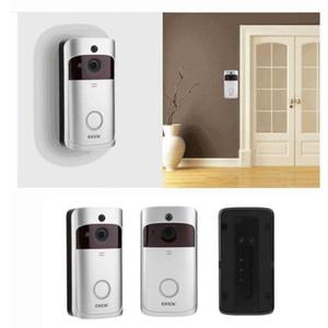 Original offizielles Eken V5 Video-Türklingel Smart Wireless WiFi-Sicherheitstür-Glocken-visuelle Aufnahme