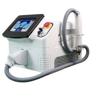 Portable 755/1064/532 / Poupée noire picoseconde 1320 nm Laser Portable Laser Picosure pour tous Couleur détatouage DHL rapide des navires