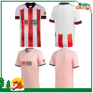 2020 2021 Sheffield Soccer Jerseys 20 21 Chemises de football à la maison