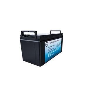 Тяговые 12V 120Ah LiFePO4 литий-ионный аккумулятор для солнечной энергии системы и RV батареи