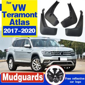para Volkswagen VW Teramont Atlas 2017 2018-2020 Mudflap Fender-lamas Mud Flaps proteção contra respingos Flap-lamas Acessórios Car