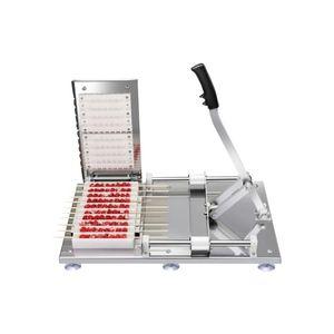 kebap Makine Manuel Et Şiş Makinesi Döner Aşınma 10 Strings Makinası