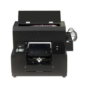 SHBK A4-Flachbettdrucker für Drucken T-Shirt-Drucken-Maschine Digital-DTG-Drucker für Textil für dunkle Lichtfarbe