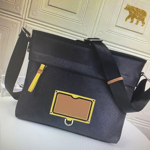 M45214 Fashion Men Crossbody Outdoor Postman Shoulder Bags Women Cross Body Bag Single Shoulder Messenger Bags