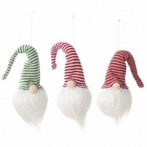 Faceless Boneca Forma Pendant W / luz Luminous Man Forest Home Decoração de Natal Decoração de Natal Decoração Pictures yQmk #