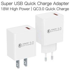 JAKCOM QC3 Super USB Quick Charge Adapter Nuovo prodotto di cellulare caricabatterie come bambole di amore x telefono satellitare vido