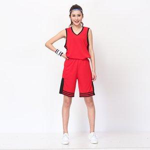 Cinese Produzione Palestra Vai a secco di pallacanestro di sport camicie e pantaloni Set Protezione camice di usura di pallacanestro ed i pantaloni