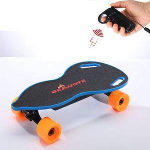 New Remote Control Electric Skateboard Electric Skateboard Wheel Children aAdult Scooter Drift Board Sakteboard