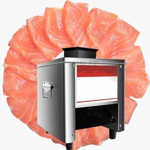 2020 hochwertige Fabrik Fleischschneidemaschine Schneidemaschine Elektro-Fleischschneider Grinder Gewerbe Fleisch-Ausschnitt 220V 850W